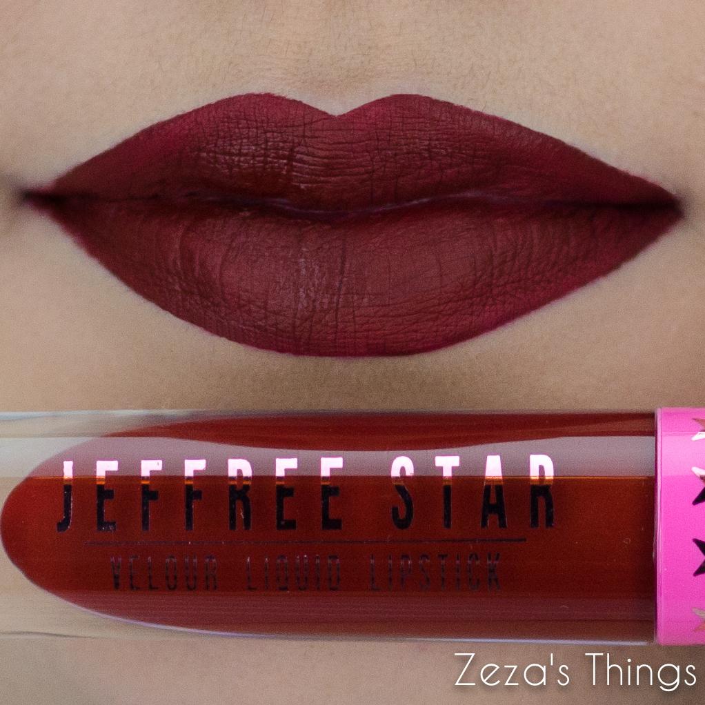 recipe: blood red liquid lipstick [29]