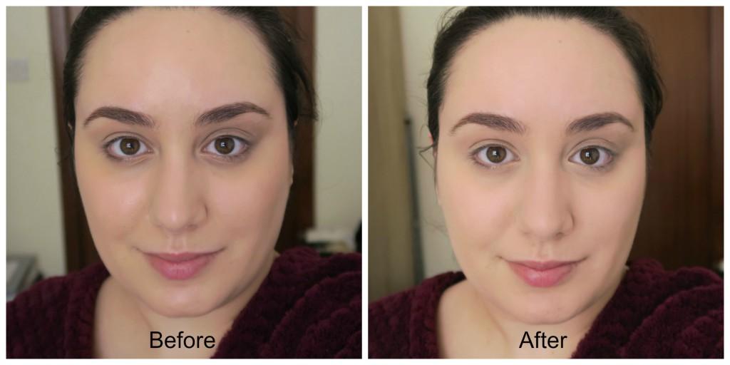 Before & After Concealer