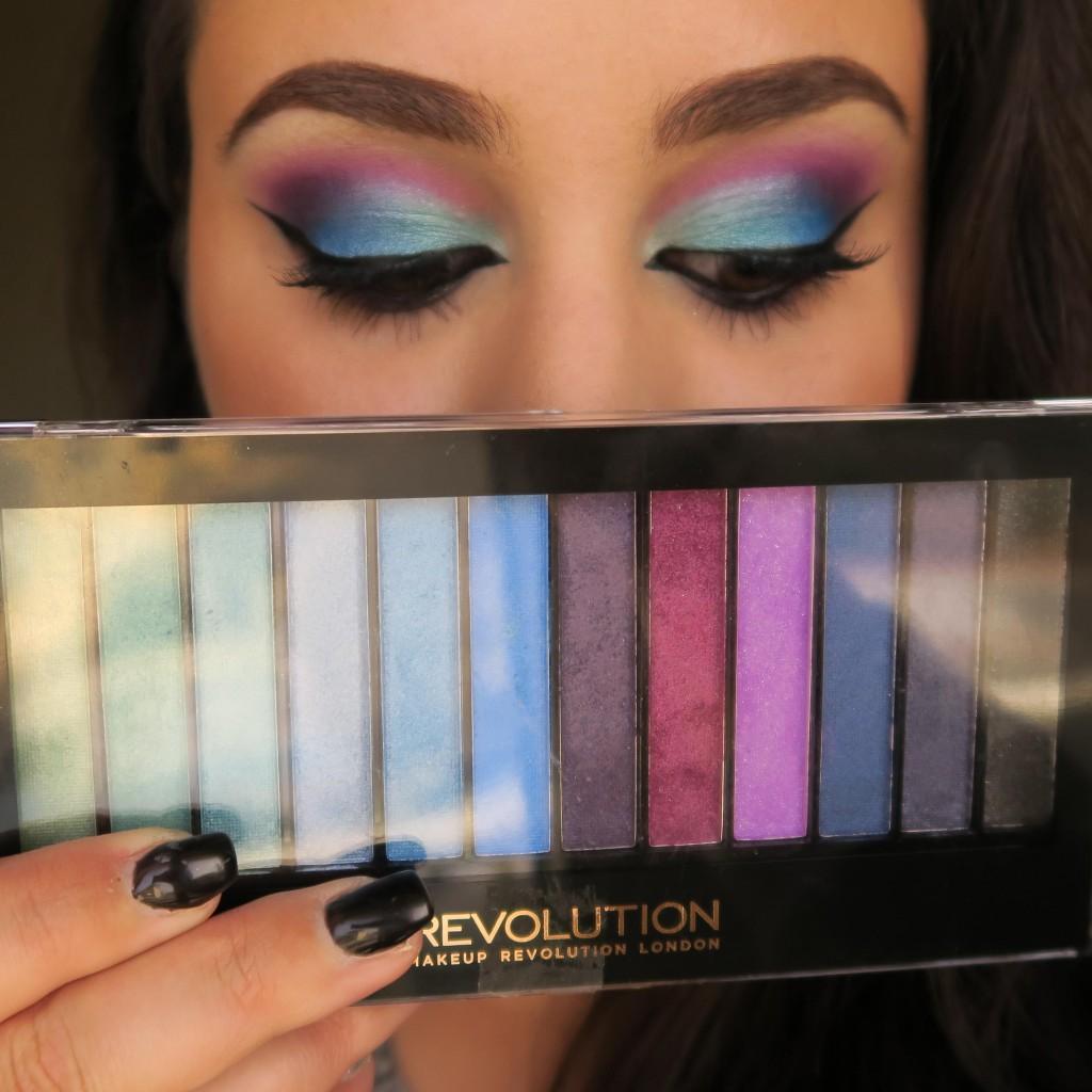 Makeup Revolution Mermaids Vs Unicorns Palette